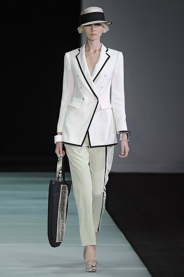 Trends from Milan fashion week 2012