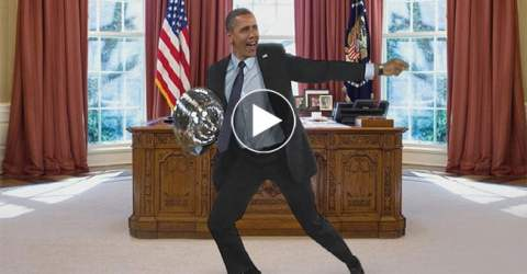 Ellen Degeneres Video Star Studded Video And Pays Tribute To Obama