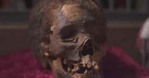 Crowdfunding to get a Mummified Head: London's Victor Wynd Museum