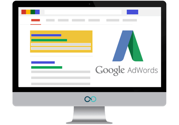 Google Adwords for your business. Be careful to avoid growing your business