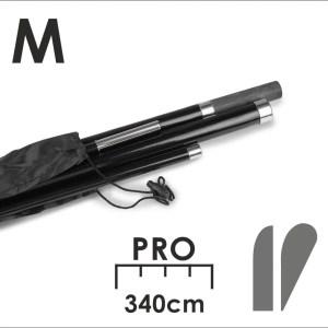 Maszt flagowy WINDER pro M 340 cm