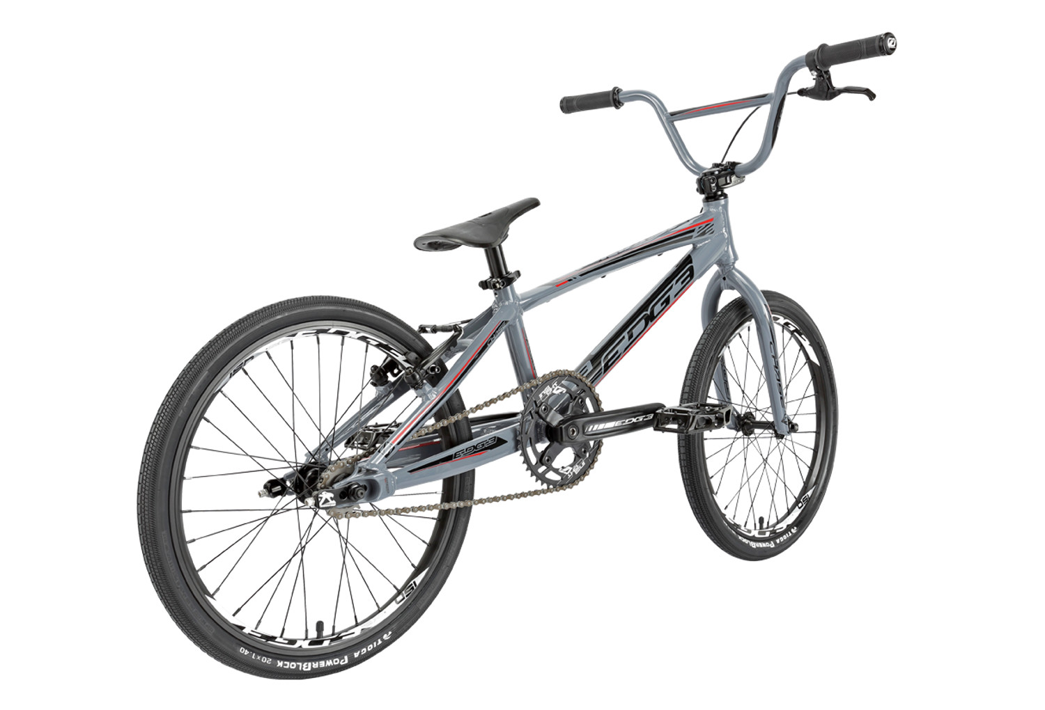 Chase Complete Bmx Edge Expert Xl Grey