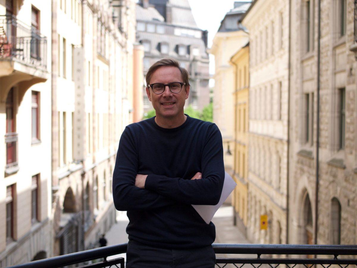 ENKL – En kort presentation av frilansförmedlaren Jens Beck-Friis