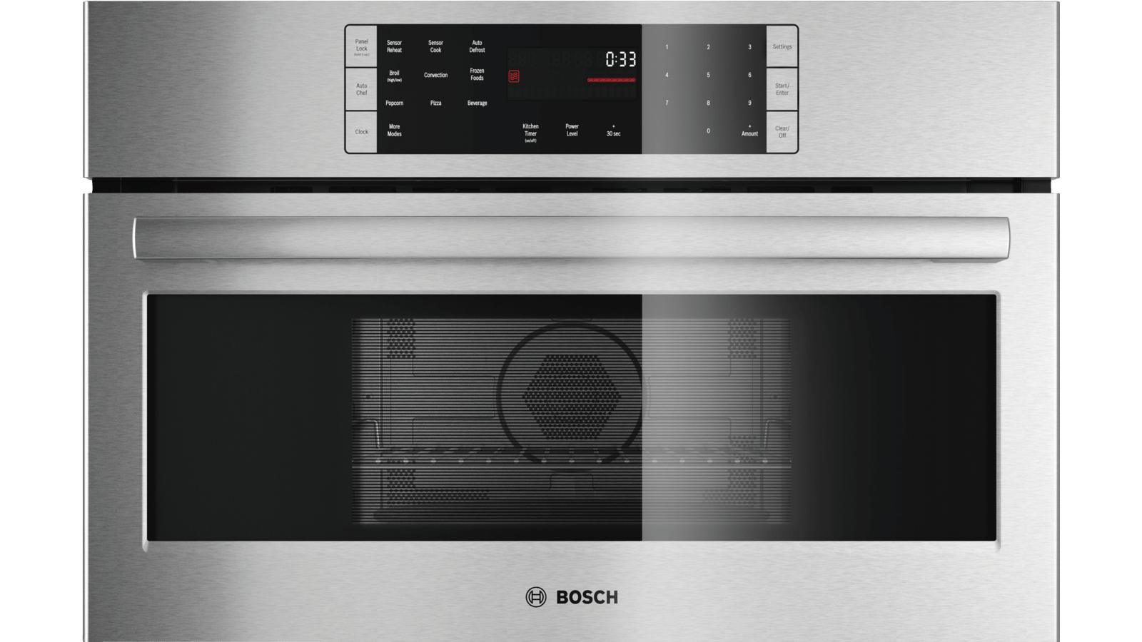benchmark built in oven with microwave function 30 stainless steel hmc80251uc