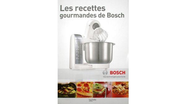 les recettes gourmandes de bosch 50 recettes illustrees pour kitchen machines 00575804