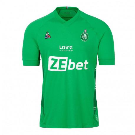 MAILLOT ASSE HOME VERT Le Coq Sportif 2021/2022