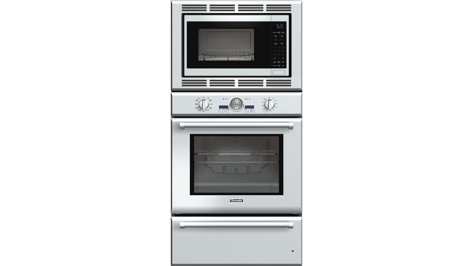 thermador podmw301j triple wall oven