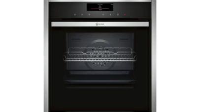 N 90 Oven met stoom 60 cm inox B48FT78H0 B48FT78H0-1