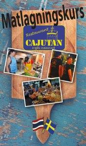 Matlagningskurs för att lära dig laga thaimat på Cajutan i Bangkok