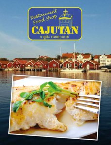Rökt torskrygg finns att köpa i vår matbutik på Cajutan med svenska delikatesser