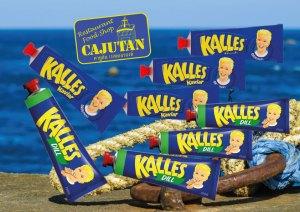 The famous Kalles Caviar at Cajutan in Bangkok