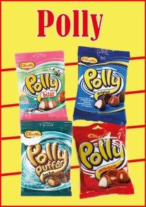 Polly original, sea salt, milkchoco och Alhgrens bilar finns nu på Cajutan i Bangkok