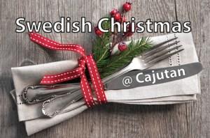 julbord på Cajutan i Bangkok