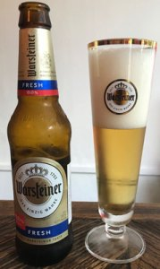 We serve Alcohol-free beer at Cajutan in Bangkok