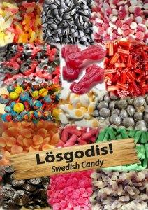 Swedish Candy at Cajutan in Bangkok