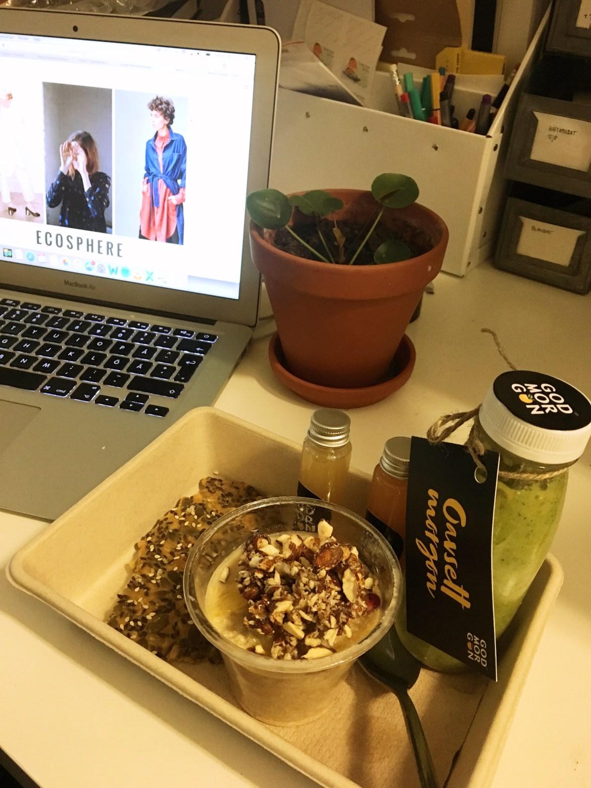 Matpress: plast, frukost & godis