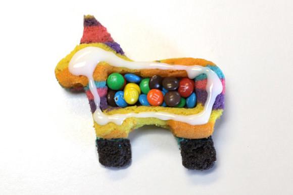 DIY Pinata Cookies