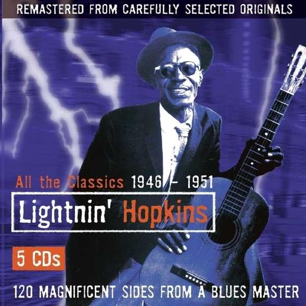 Sam Lightnin' Hopkins: All The Classics 1946 - 1951 (5 CDs ...