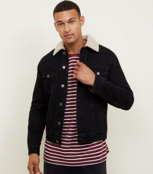 Image result for mens denim jackets