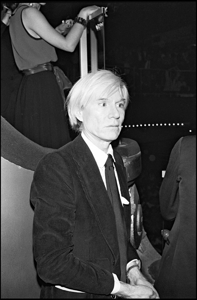 Andy Warhol's Digital Art Was Trapped on a Floppy Disk — Until Now