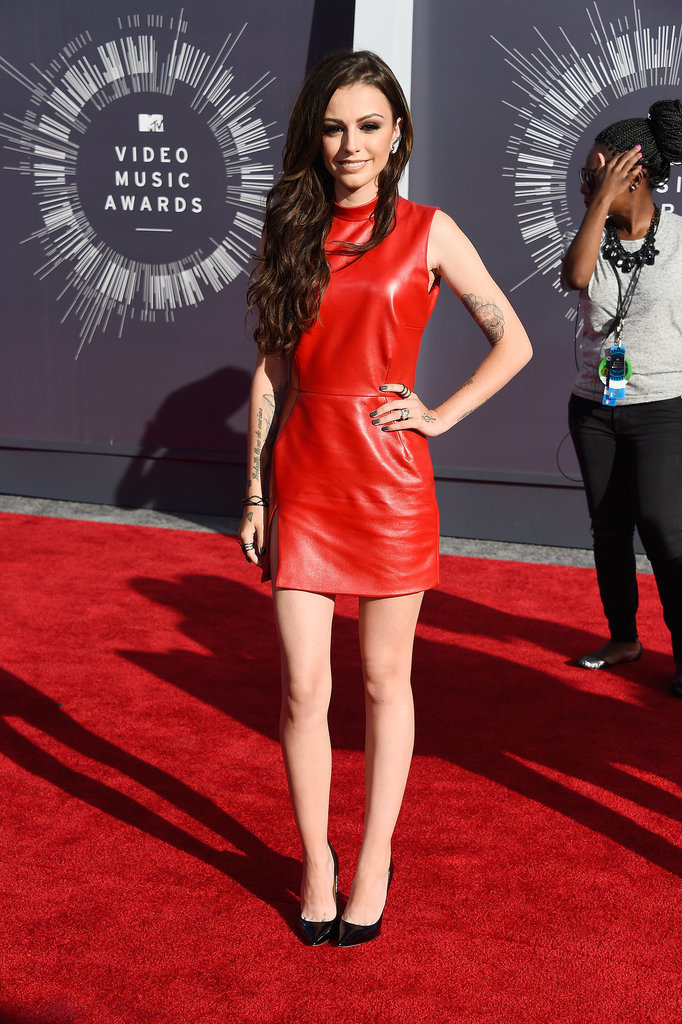 Cher Lloyd at the 2014 MTV VMAs