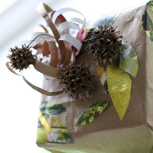 Eco Friendly Gift Wrap Ideas POPSUGAR Smart Living