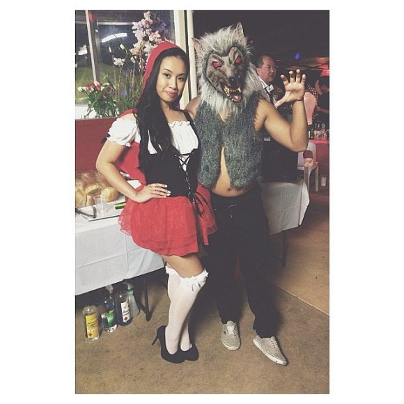 Big Bad Wolf and Little Red Riding Hood