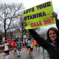 Best Boston Marathon Signs