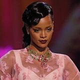 Il ritorno di fiamma a quel tempo Rihanna ha interrotto lintera sfilata di moda di Victorias Secret