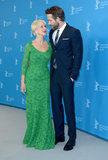 27 uomini famosi che sono stati onorati per avere flirt di Helen Mirren con loro