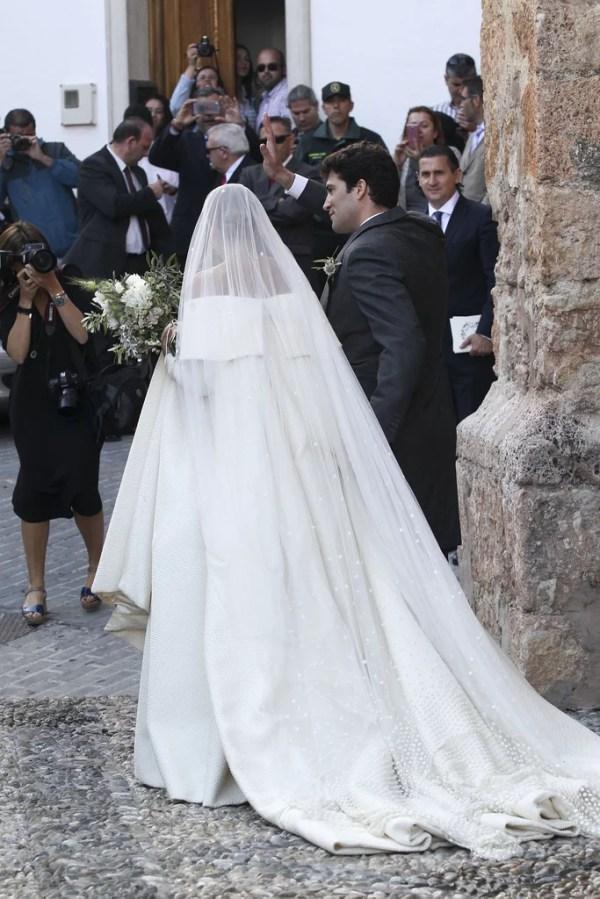 Boda de Charlote Wellesley y Alejandro Santo Domingo El