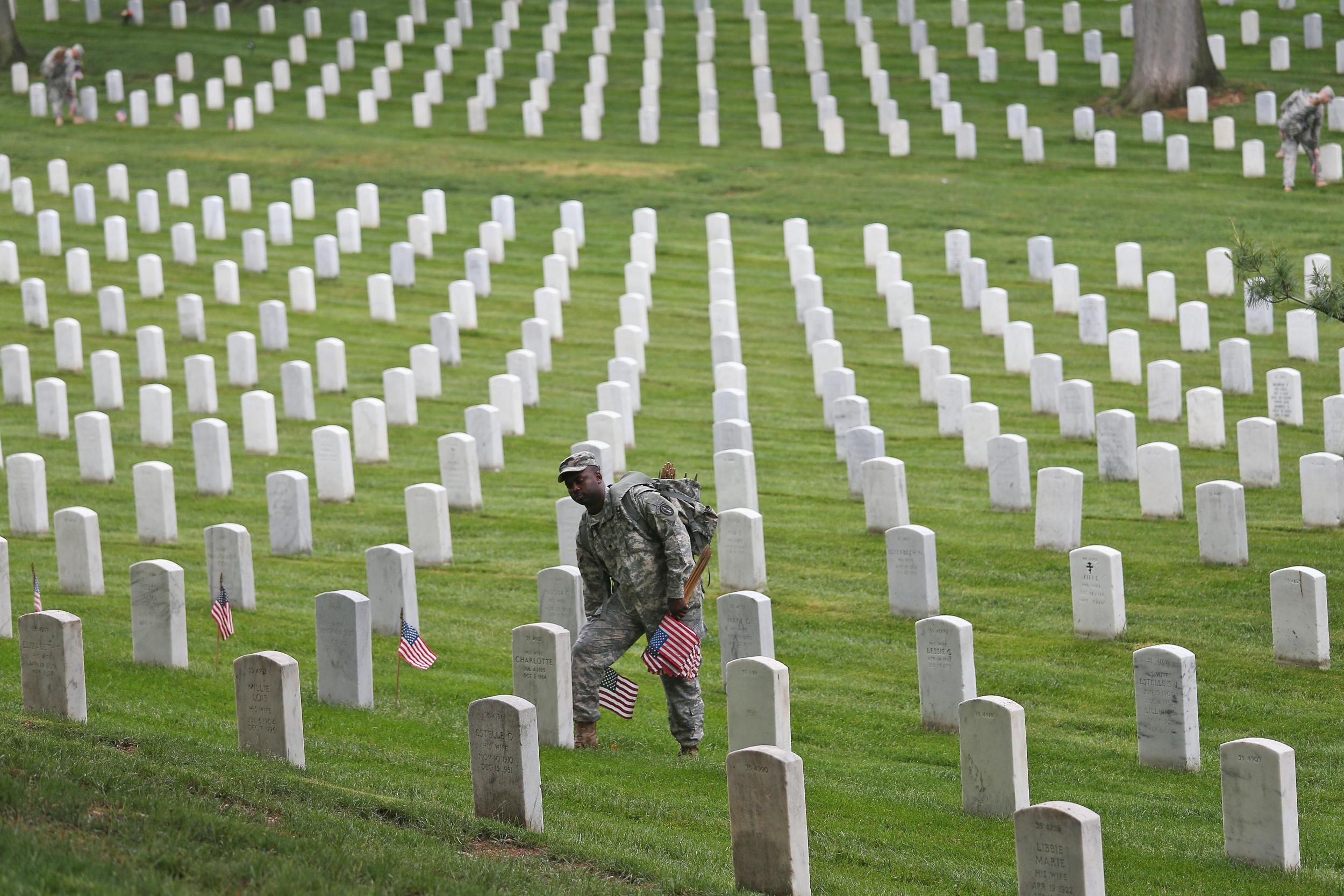 Arlington Cemetery Quotes Quotesgram