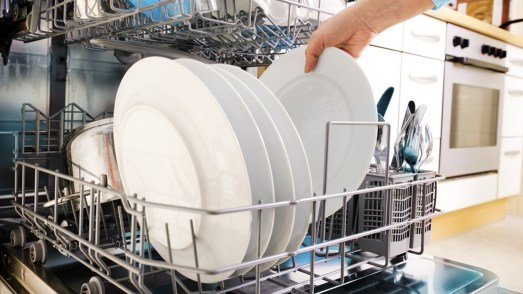Image result for Cleaning dishwasher