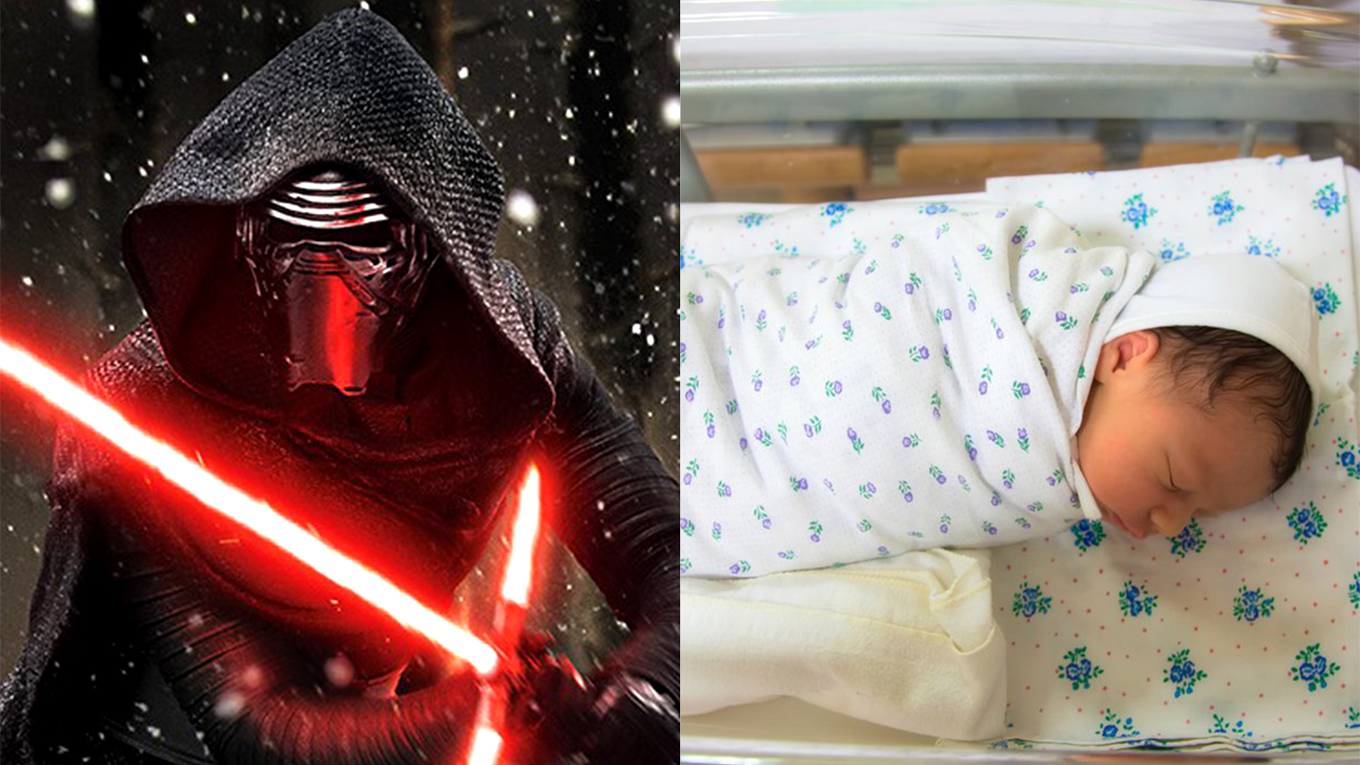 Baby Kylo The Force Is With Star Wars Baby Name Trend