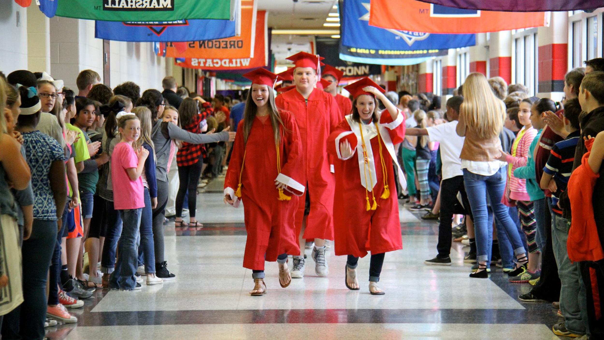 High School Students Inspire Youngsters To Aim For College