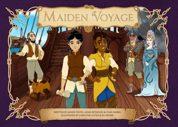Lesbian Fairytale: Upcoming Kids' Book Illustrates LGBTQ ...