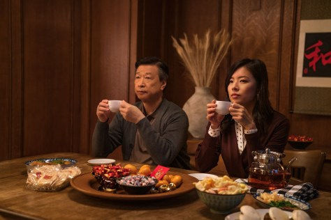 Tzi Ma & Christine Ko in Tigertail Netflix recensie