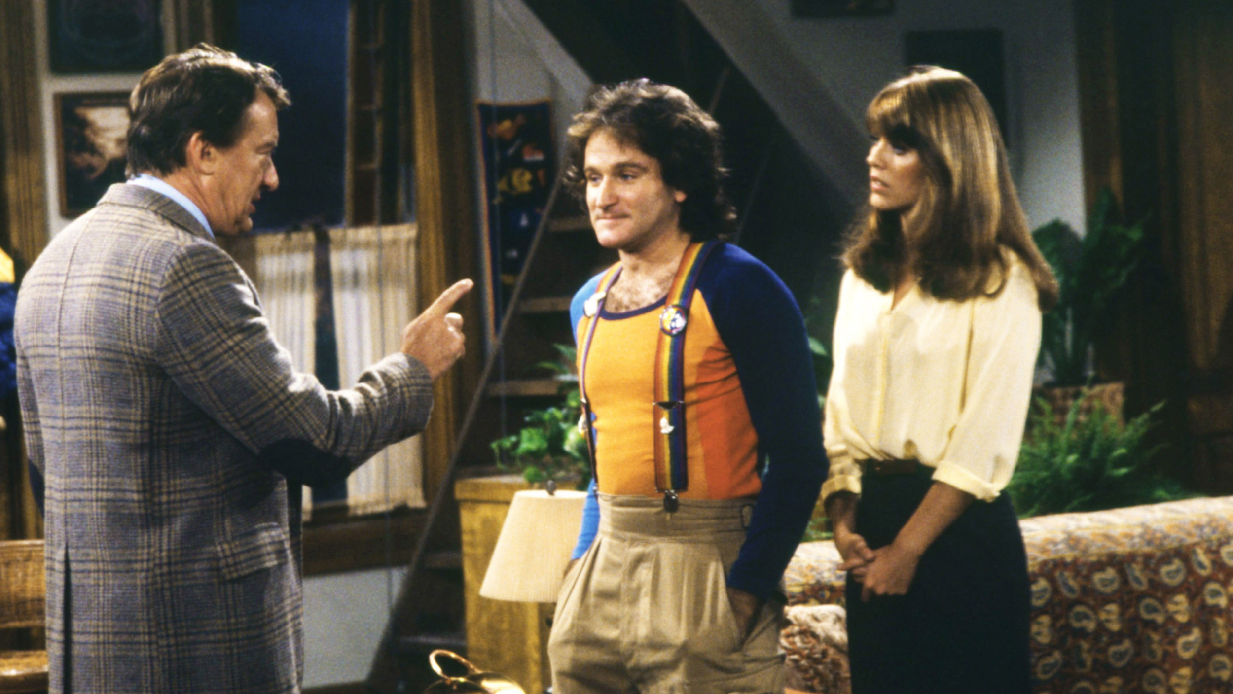 Image result for images of tom poston mork and mindy
