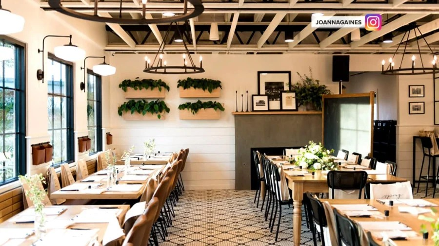 Chip And Joanna Gaines Magnolia Table Restaurant Now Open