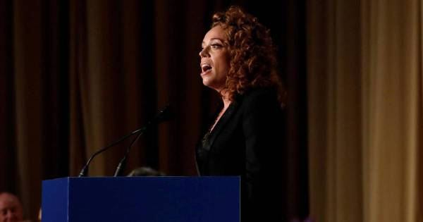 Michelle Wolf's full White House Correspondents' Dinner speech
