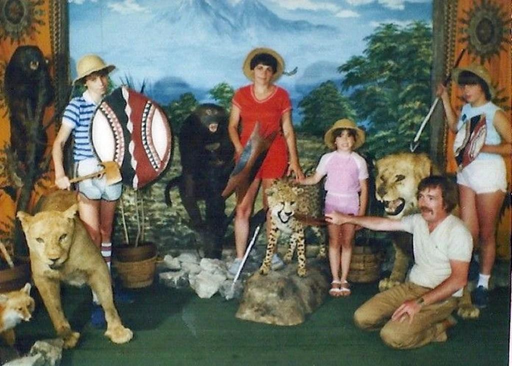 Awkward Family Vacation Photos NBC News