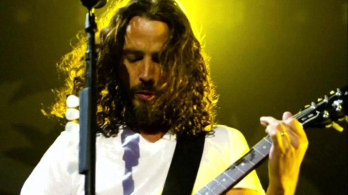 Image result for Soundgarden frontman Chris Cornell