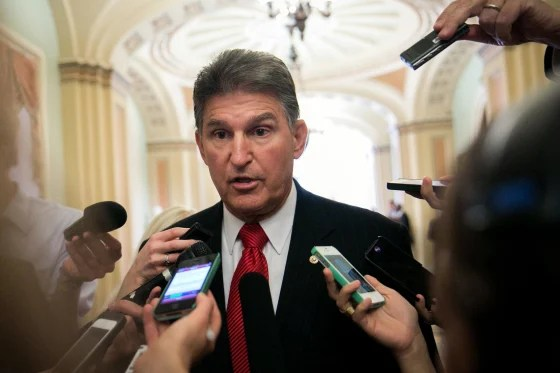 Image: Sen. Joe Manchin