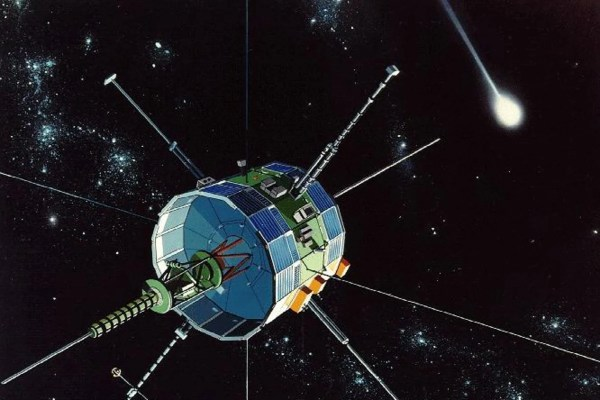 Crowdfunded Project Reboots 36YearOld ISEE3 Spacecraft