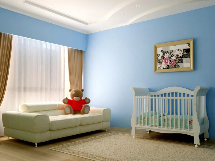 blue is the best bedroom color for a good night's sleep - today