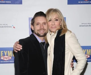Danny Pintauro (L) and Judith Light