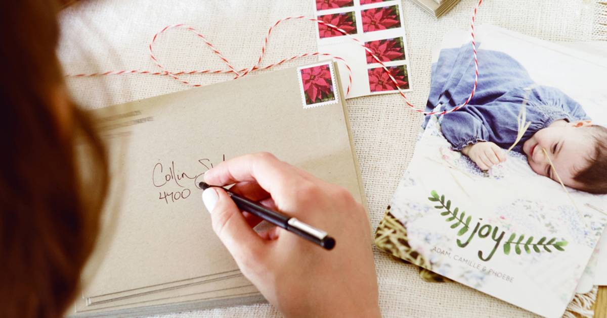 The Dos And Donts Of Sending Holiday Cards