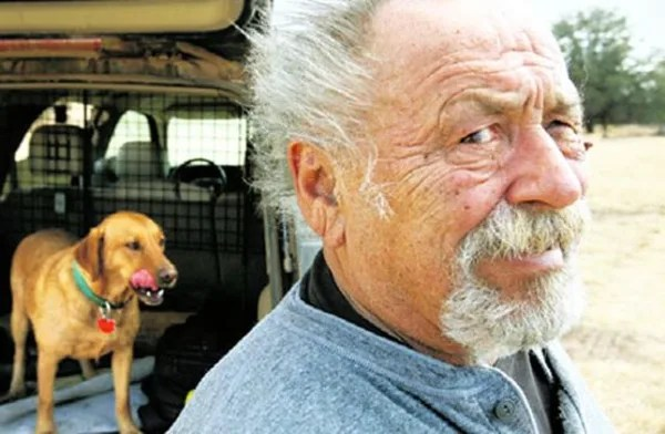 IMAGE: Jim Harrison