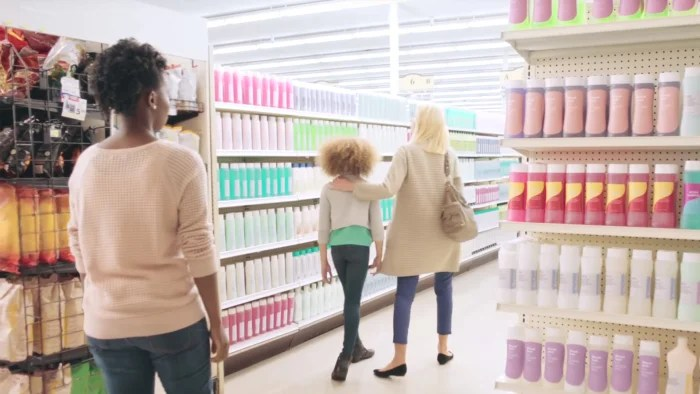 SheaMoisture Ad Targets Beauty Aisle Segregation