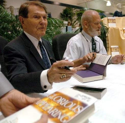 IMAGE: Tim LaHaye in 2004